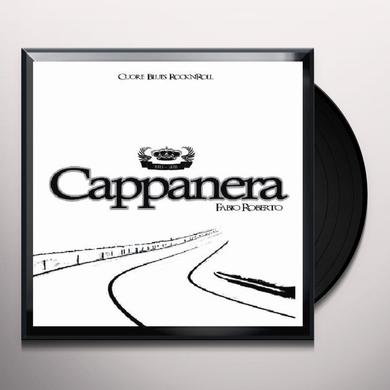 Cappanera CUORE BLUES ROCK'N'ROL Vinyl Record