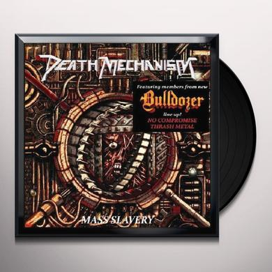 Death Mechanism MASS SLAVERY (GER) Vinyl Record