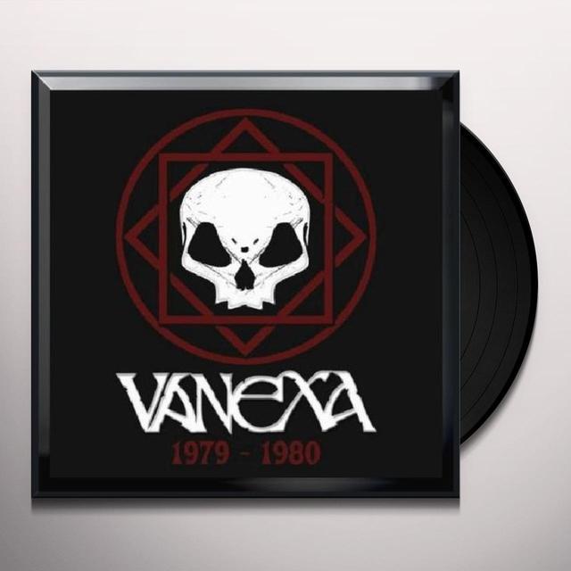VANEXA 1979-80 Vinyl Record - Italy Import