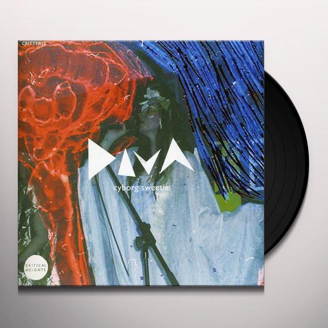 Diva Dompe CYBORG SWEETIE Vinyl Record - UK Import