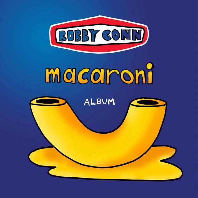 Bobby Conn MACARONI Vinyl Record