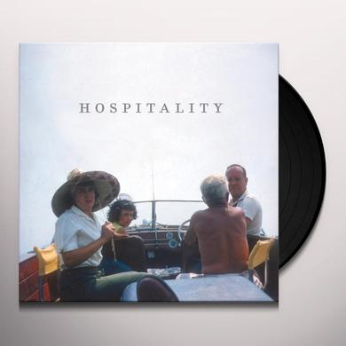 HOSPITALITY Vinyl Record - Portugal Import