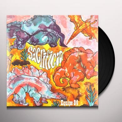 Equipe 84 SACRIFICIO Vinyl Record - Italy Import