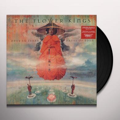 Flower Kings BANKS OF EDEN Vinyl Record