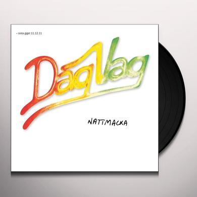 Dag Vag NATTMACKA Vinyl Record - Sweden Import