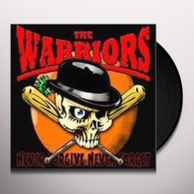 Warriors NEVER FORGIVE-NEVER FORGET Vinyl Record - UK Import
