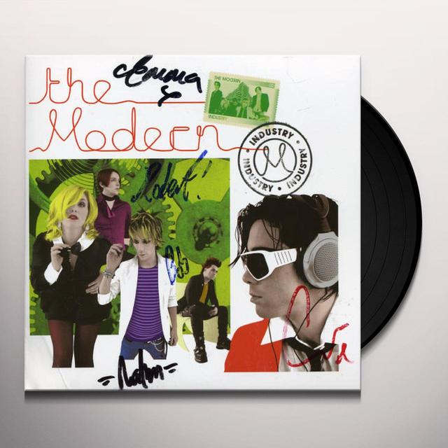Modern INDUSTRY Vinyl Record - UK Import