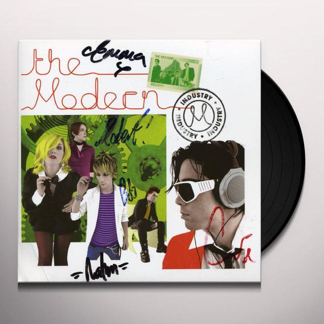 Modern INDUSTRY Vinyl Record
