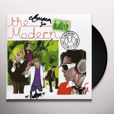 Modern INDUSTRY Vinyl Record - UK Import
