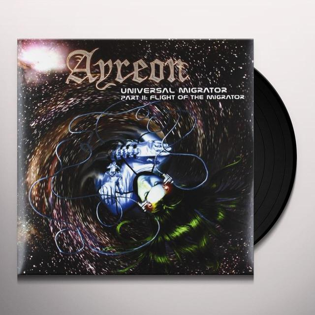 Ayreon UNIVERSAL MIGRATOR 2 Vinyl Record - UK Import