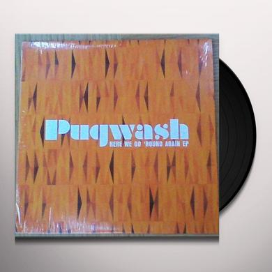 Pugwash HERE WE GO 'ROUND AGAIN EP Vinyl Record - UK Import