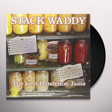 Stack Waddy LOST DANDELION JAMS Vinyl Record - UK Import