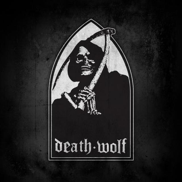 Death Wolf II: BLACK ARMOURED DEATH Vinyl Record