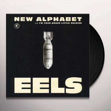 Eels NEW ALPHABET Vinyl Record - Holland Import