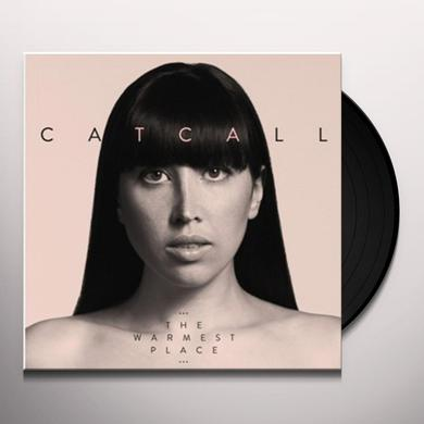 Catcall WARMEST PLACE Vinyl Record