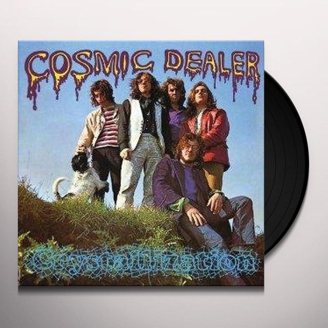 Cosmic Dealer CRYSTALLIZATION Vinyl Record - Holland Import