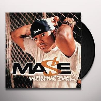 Mase BREATHE STRETCH SHAKE Vinyl Record - UK Import
