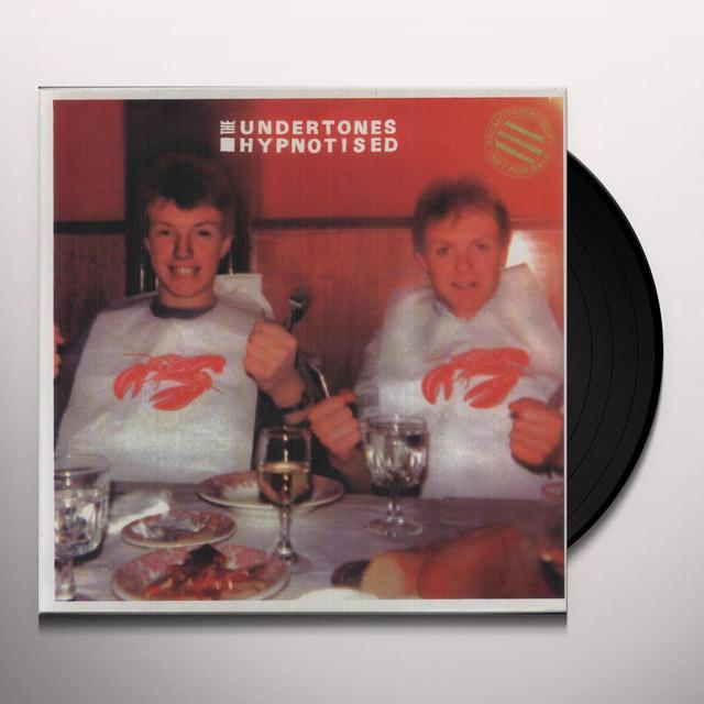 Undertones HYPNOTISED Vinyl Record