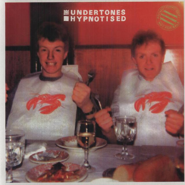 Undertones HYPNOTISED (GER) Vinyl Record