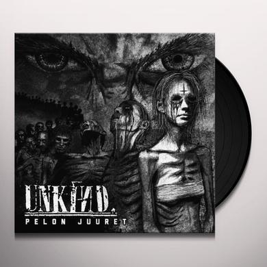 Unkind PELON JUURET Vinyl Record - UK Release