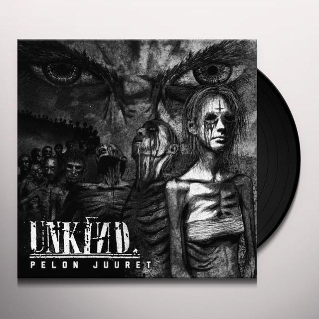 Unkind PELON JUURET Vinyl Record - UK Import