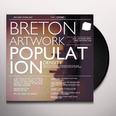 BRETON REMIXED Vinyl Record - UK Import