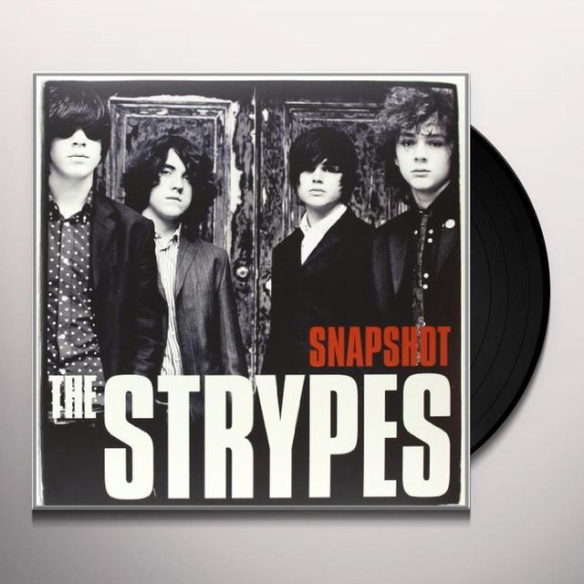 The Strypes SNAPSHOT Vinyl Record - UK Import
