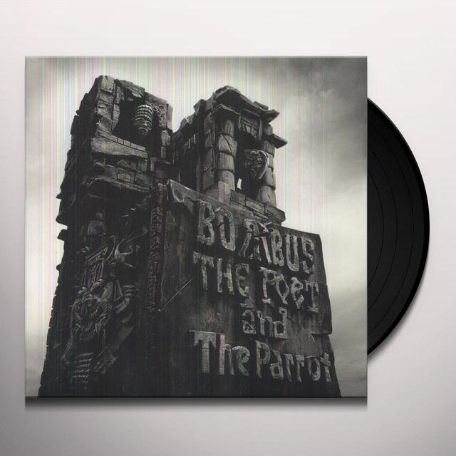 Bombus POET & THE PARROT Vinyl Record - Holland Import