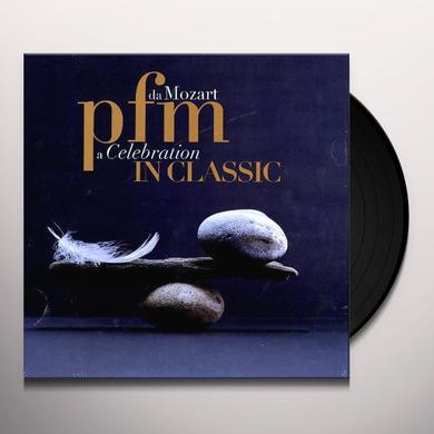 PFM IN CLASSIC-DA MOZART A CELEBRATION Vinyl Record - Italy Import