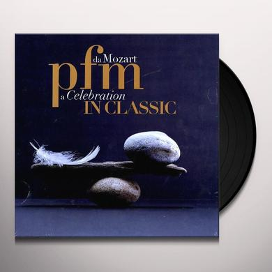 PFM IN CLASSIC-DA MOZART A CELEBRATION Vinyl Record - Italy Import