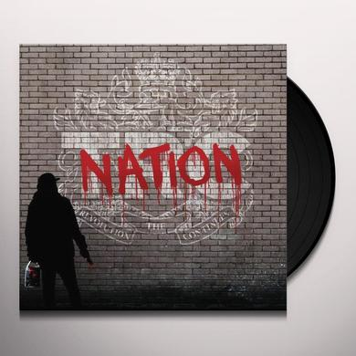 Trc NATION Vinyl Record - UK Import