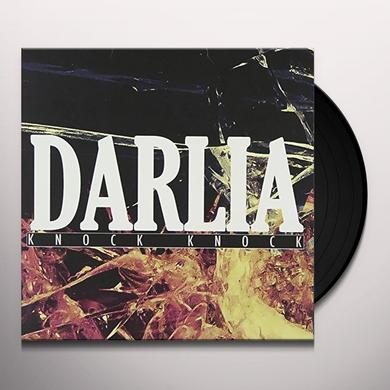 Darlia KNOCK KNOCK EP Vinyl Record - UK Import