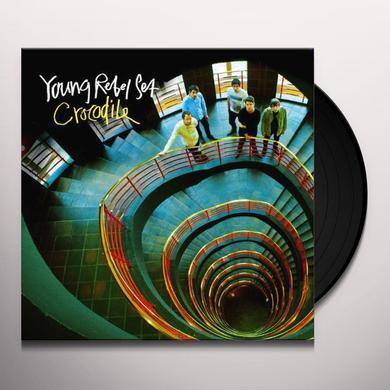 Young Rebel Set CROCODILES Vinyl Record - UK Import