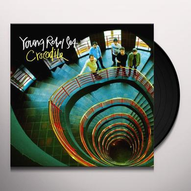 Young Rebel Set CROCODILES Vinyl Record