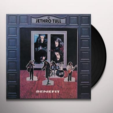 Jethro Tull BENEFIT Vinyl Record