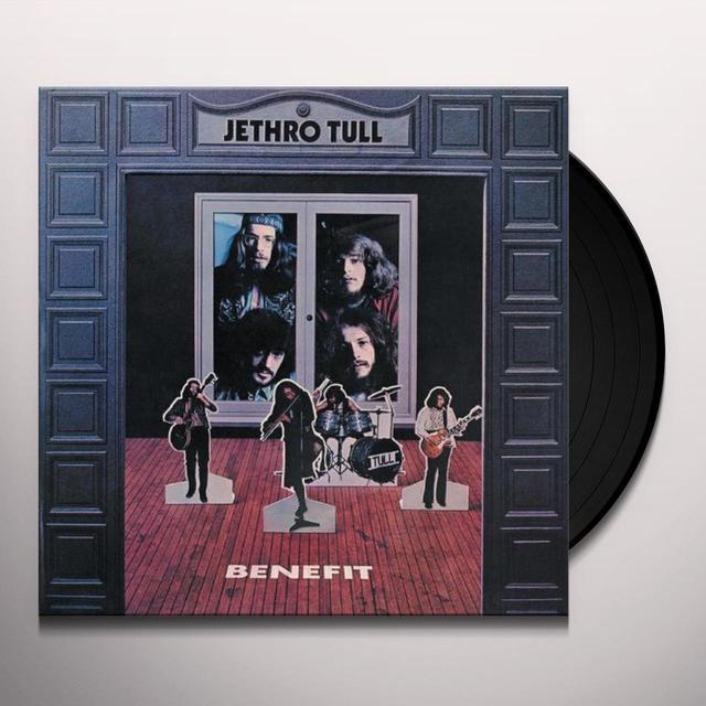 Jethro Tull BENEFIT (FRA) Vinyl Record