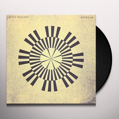 Nick Mulvey NITROUS Vinyl Record - UK Import