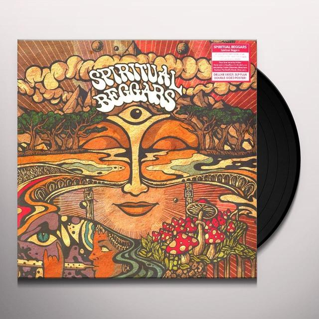 SPIRITUAL BEGGARS Vinyl Record - UK Release