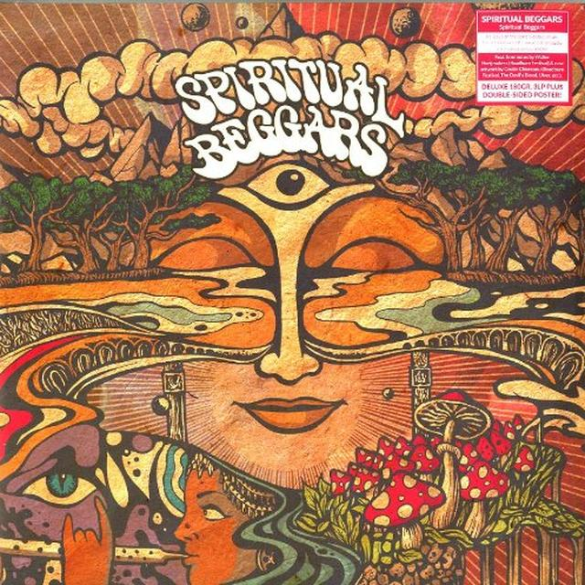 SPIRITUAL BEGGARS Vinyl Record - UK Import