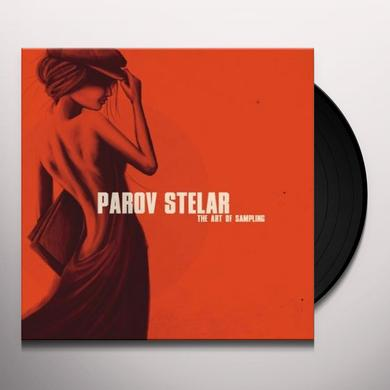Parov Stelar ART OF SAMPLING Vinyl Record