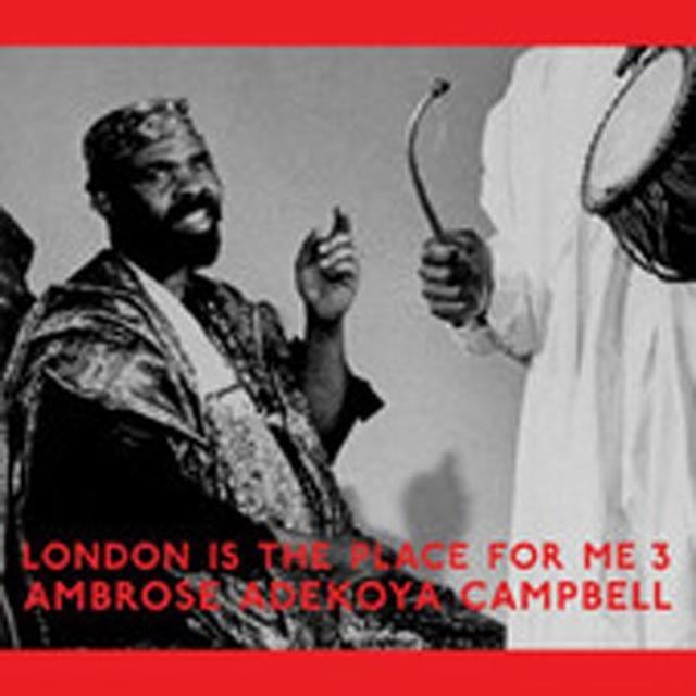 VOL. 3-LONDON IS THE PLACE FOR ME Vinyl Record