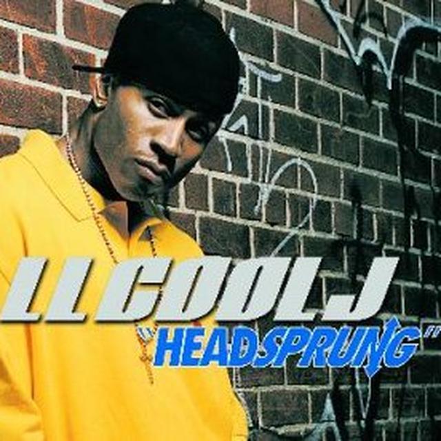 Ll Cool J HEADSPRUNG Vinyl Record - UK Import