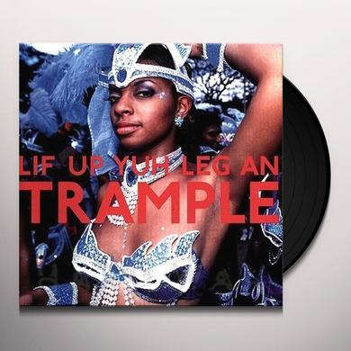 LIF UP YUH LEG AN TRAMPLE Vinyl Record - Holland Import