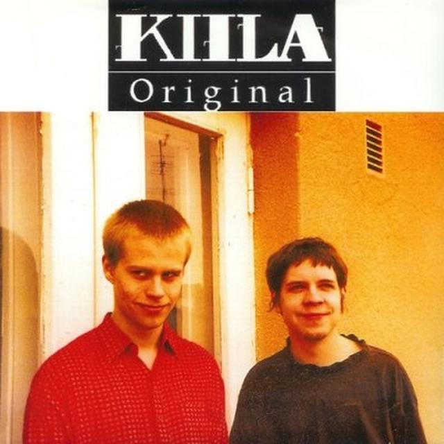 Kiila ORIGINAL Vinyl Record - Holland Import