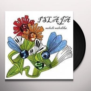 Islaja/Tv Resistori SPLIT Vinyl Record