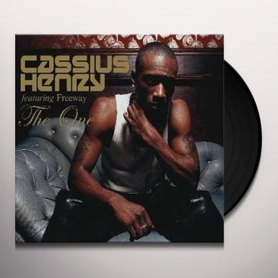 Cassius (Ft Freeway) Henry ONE Vinyl Record