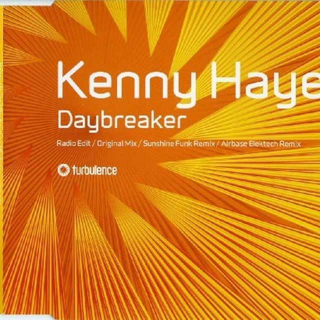 Kenny Hayes DAYBREAKER Vinyl Record - UK Import
