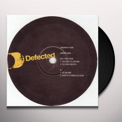 Havana Funk BAKIRI Vinyl Record