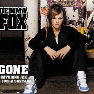 Gemma Fox GONE Vinyl Record
