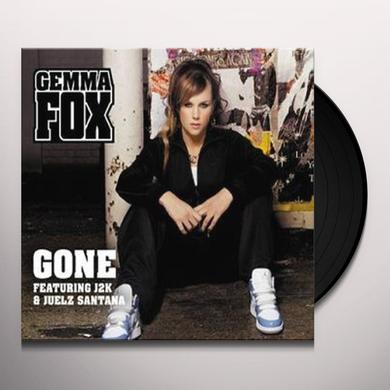 Gemma Fox GONE Vinyl Record - UK Import